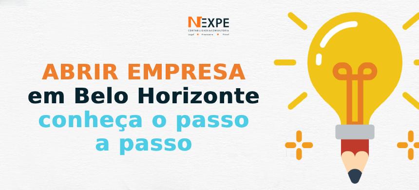 Abrir empresa em Belo Horizonte: Conheça o passo a passo
