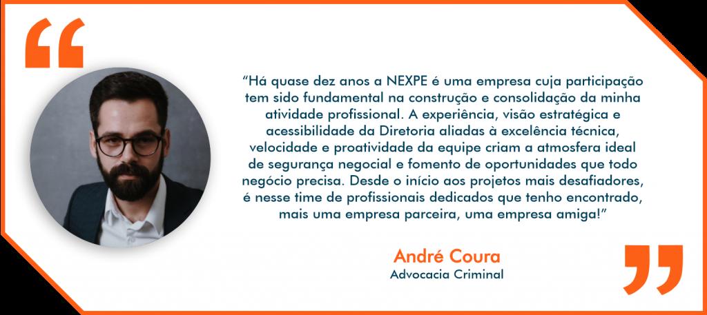 Depoimento Nexpe Contabilidade Digital em BH - André Couro